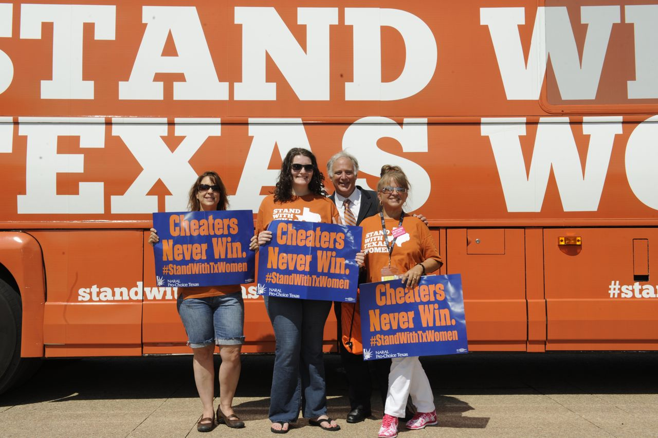 Stand with Texas Women - July 10 - Dallas and Forth Worth
