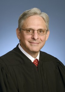 Merrick Garland Nominee for U.S. Supreme Court