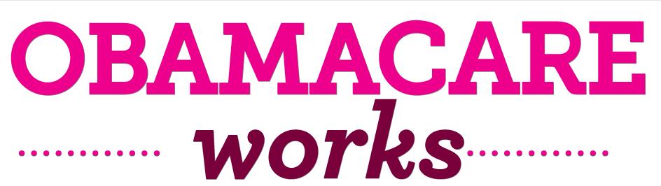 Obamacare Works Logo