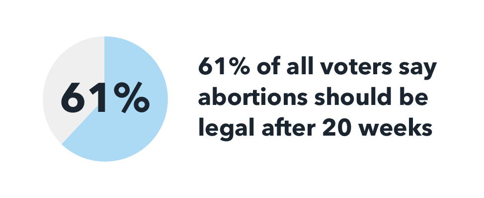 20 Week Abortion Ban Poll