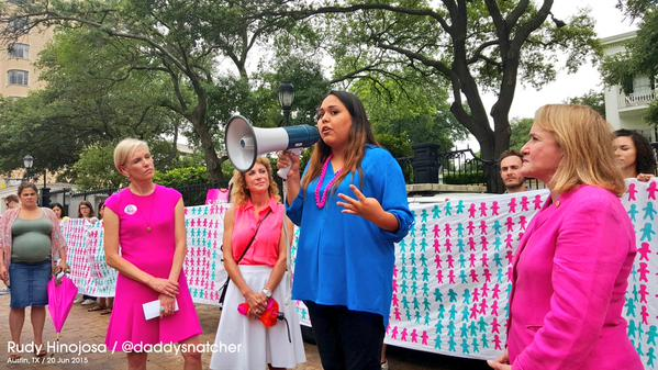 Timeline of Texas Attacks on Women's Health