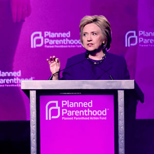 Hillary Clinton Delivers Powerful Speech On Reproductive Justice to Planned Parenthood Action Fund Members