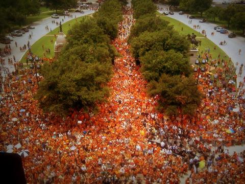 Texas Capitol Rally
