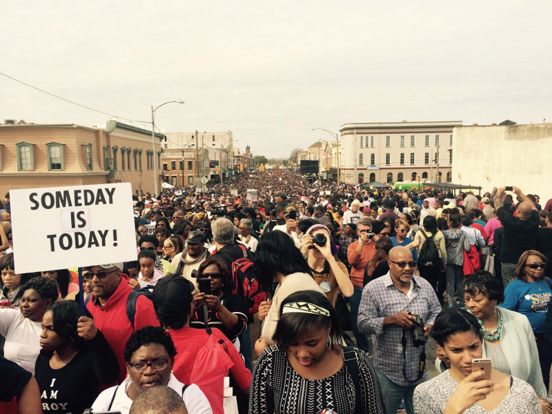 Selma March - 50th Anniversary