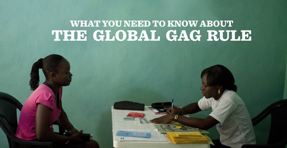 Global Gag Rule