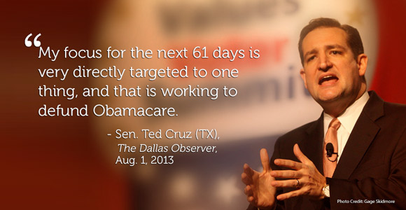 Ted Cruz on Obamacare