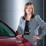 Mary Barra Named Next CEO of General Motors