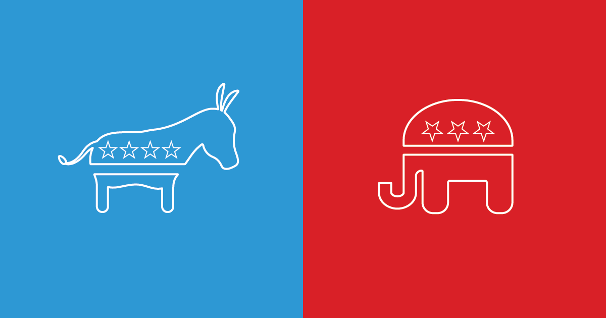 How Do The GOP and Democratic Party Platforms Compare On ...