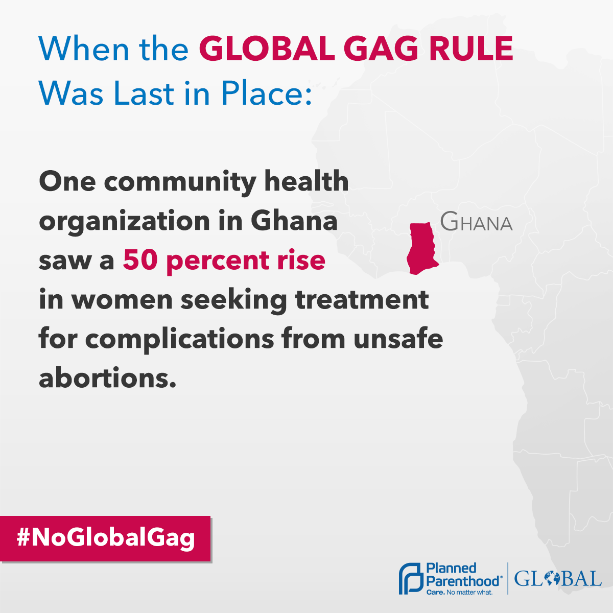 Global Gag Rule and Ghana