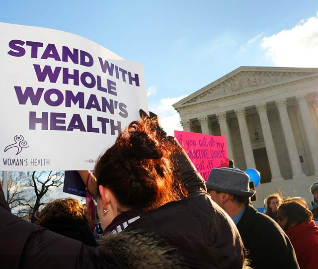 Potential Outcomes of the Supreme Court's Ruling Against Texas Abortion Restrictions