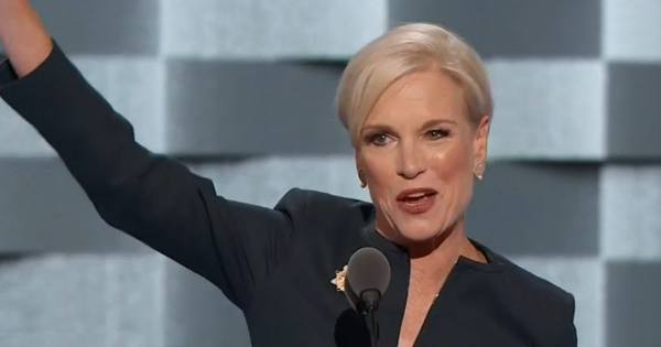 Cecile Richards: Women are Going to Be the Reason Trump Isn't Elected President