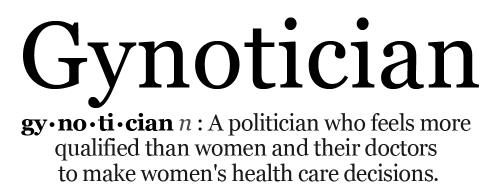 Gynotician Definition