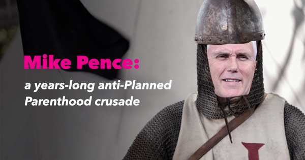 8 Outrageous Facts About Mike Pence's Record on Reproductive Rights
