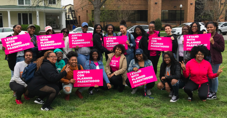 Find Your Planned Parenthood Generation Action Group