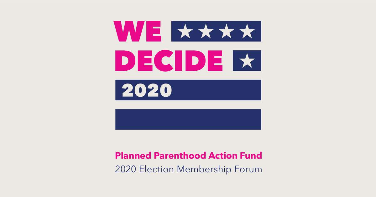 What You Need To Know About The We Decide 2020