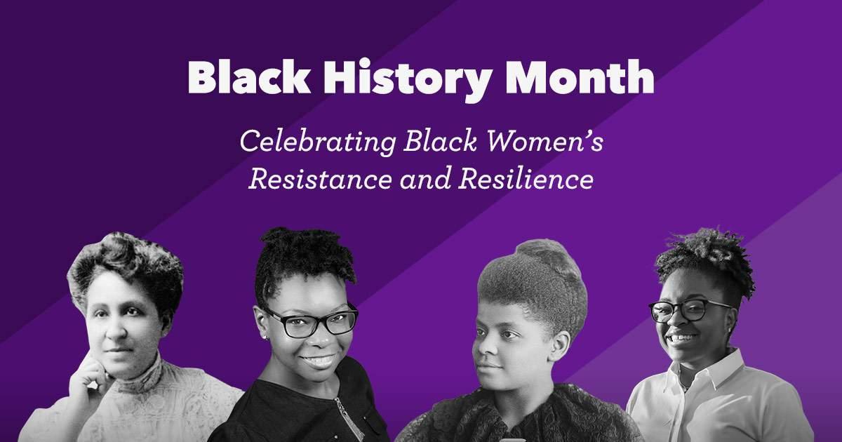 Black History Month 2017  Celebrating Black Women U0026 39 S