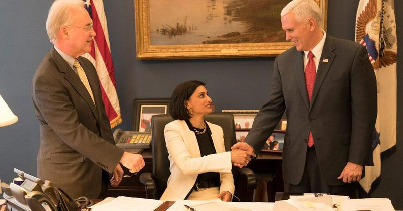Meet Seema Verma The Top Trump Official Who S Against Medicaid And Planned Parenthood