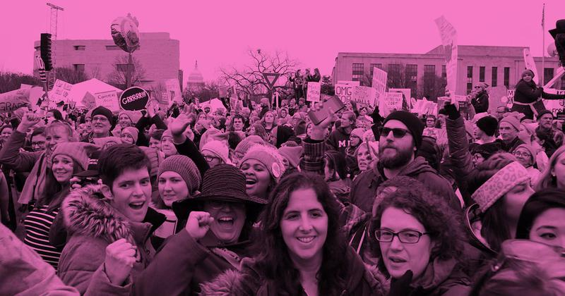 808631db934 Looking Back on the Women s March and Looking Ahead to Action