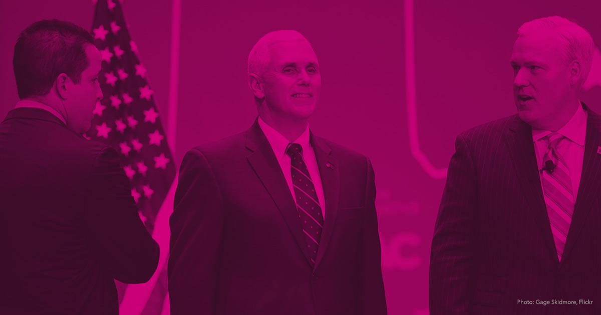 What Just Happened with Title X, Pence, and Planned Parenthood?