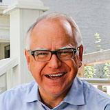 Photo of Tim Walz (Democrat)